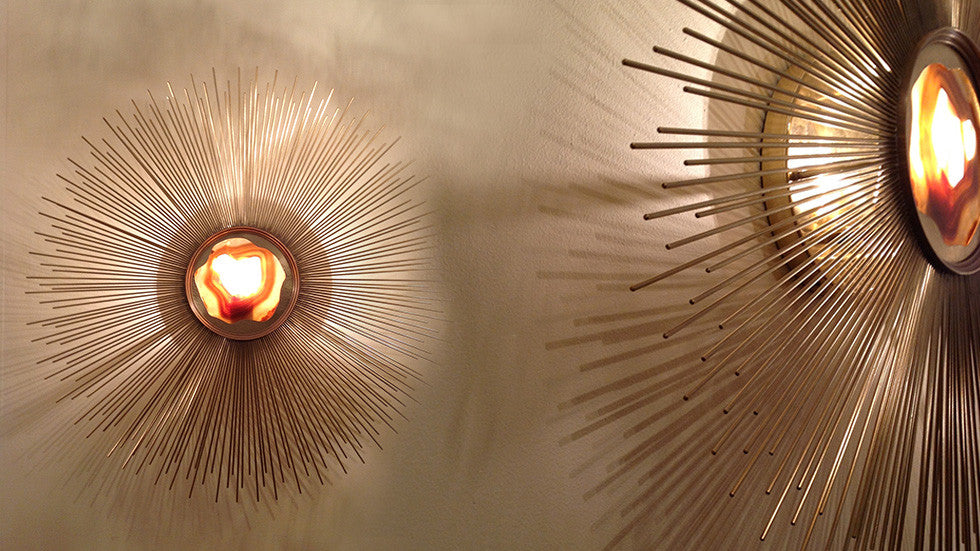 Brilliance Sconce