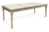 Loren Mirrored Dining Table