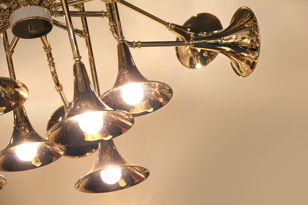 Botti Suspension Lamp