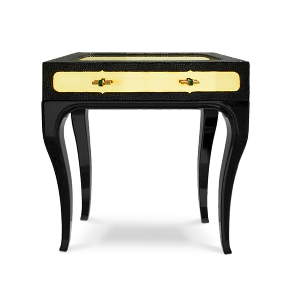 Exotica Bedside Table