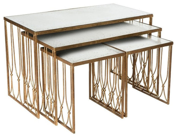 Grubb Nested Coffee Tables Set
