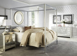 Chrome Poster Bed