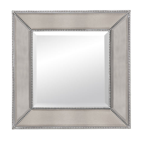 Wynn Beaded Mirror (Small)