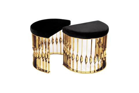 Mandy Cuff Stool
