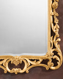 Chippendale Gold Leaf Mirror