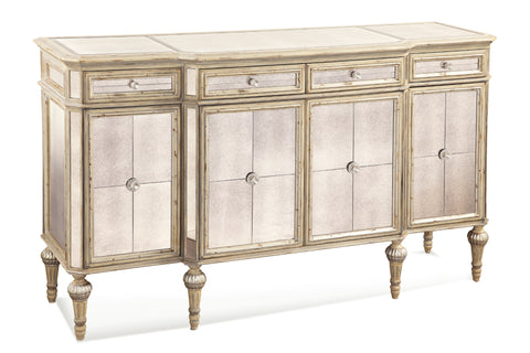 Loren Mirrored Buffet