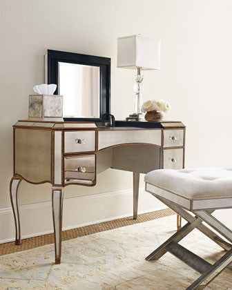 Claire Mirrored Desk