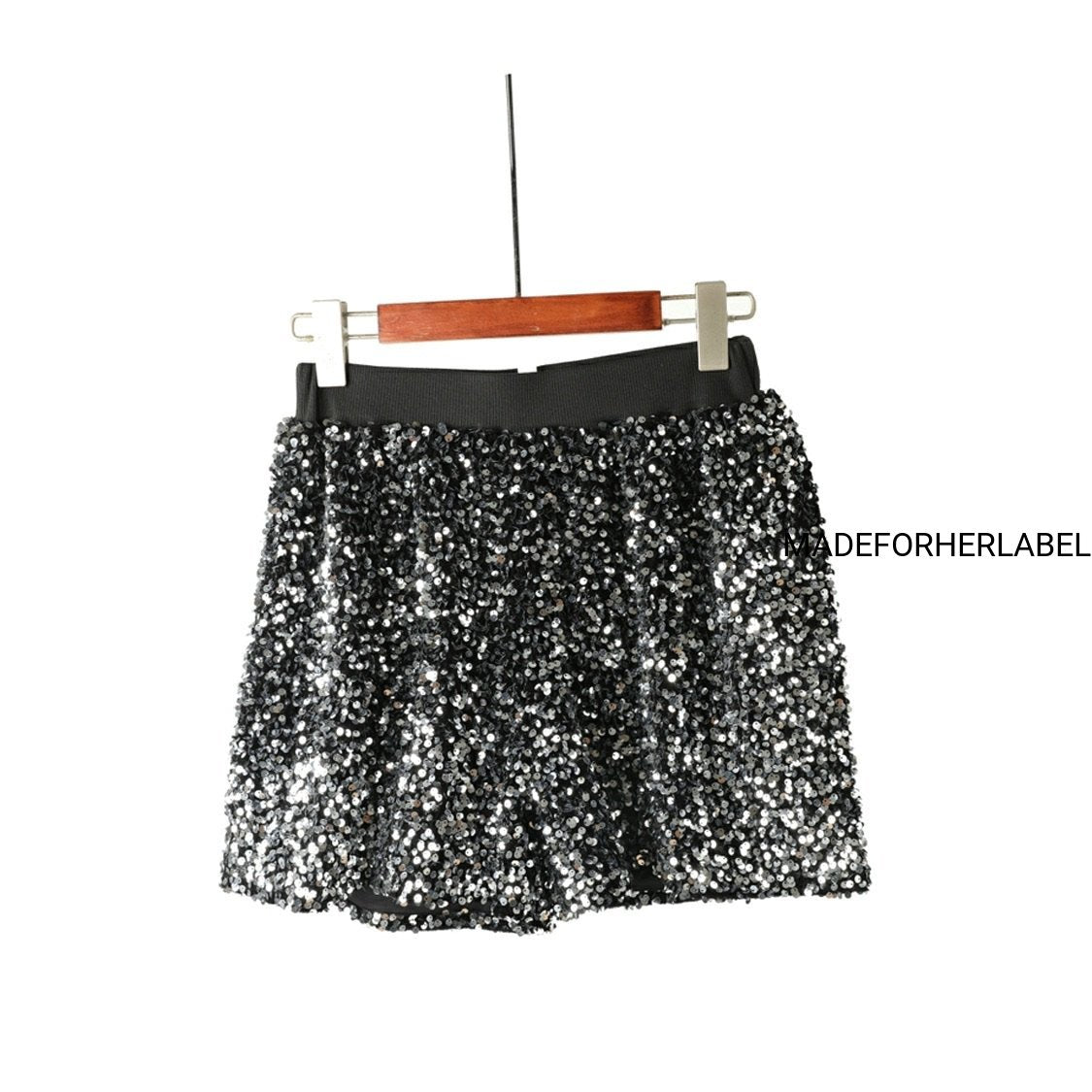 Nora Sequin Shorts