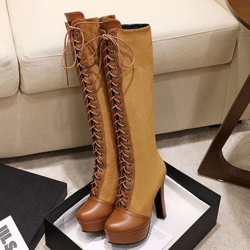 Kaylee Long Boots