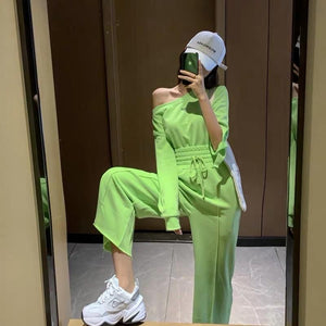 Neon Tracksuit - Made For Her Label