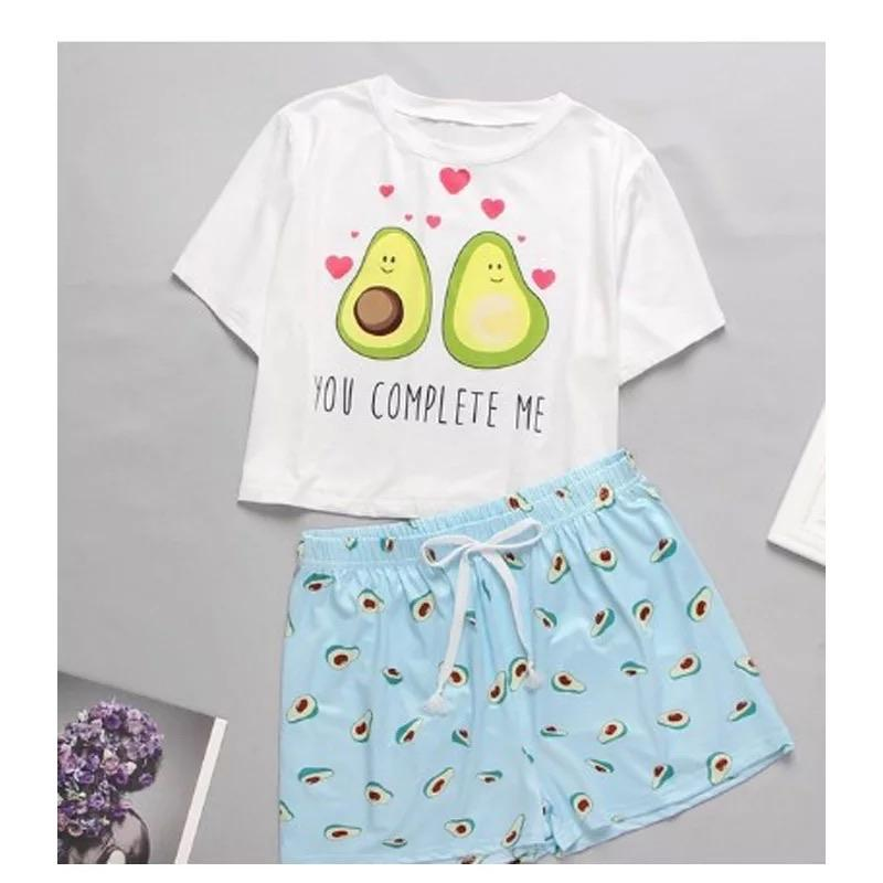 Avocado Cute Nightwear - Made For Her Label