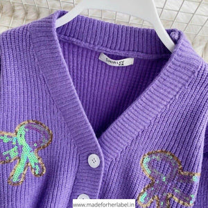Fiona Cardigan - Made For Her Label