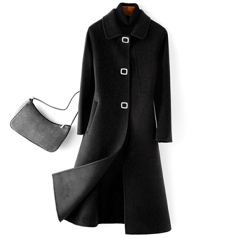 Britney Long Blazer Coat
