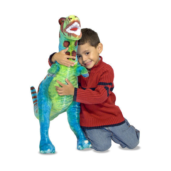 Melissa & Doug - T-Rex Stuffed Animal
