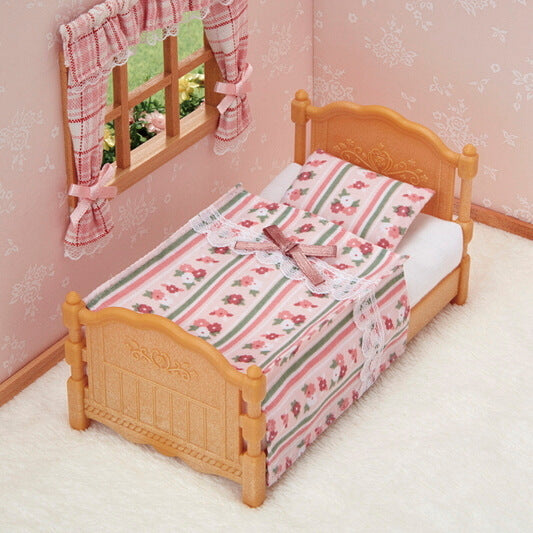 Calico Critters - Bed & Comforter Set
