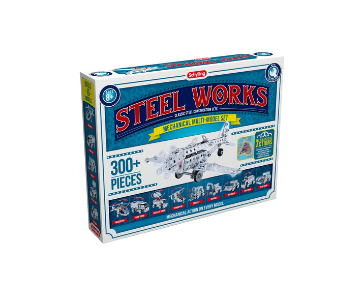 Steel Works - Mechanical Multi-Model Set