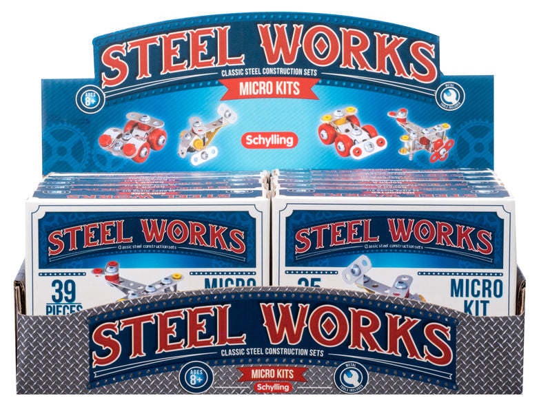 Steel Works - Micro Kits
