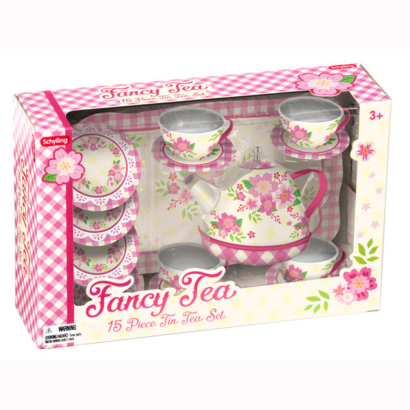 Fancy Tea Set