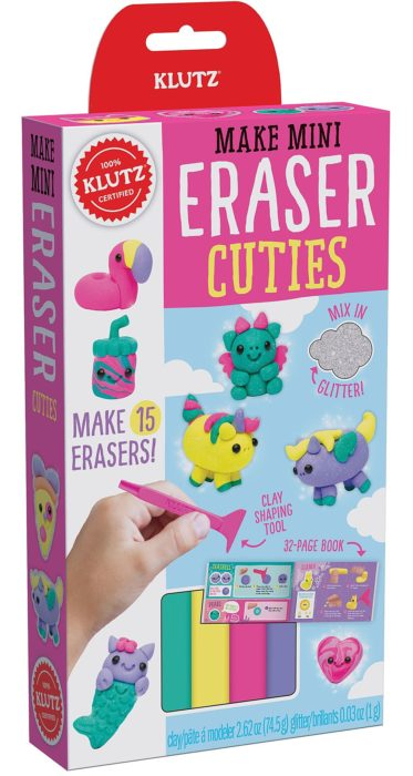 Klutz: Make Mini Erasers