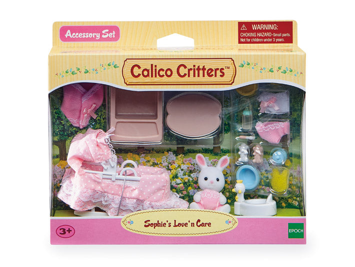 Calico Critters - Sophie's Love'n Care
