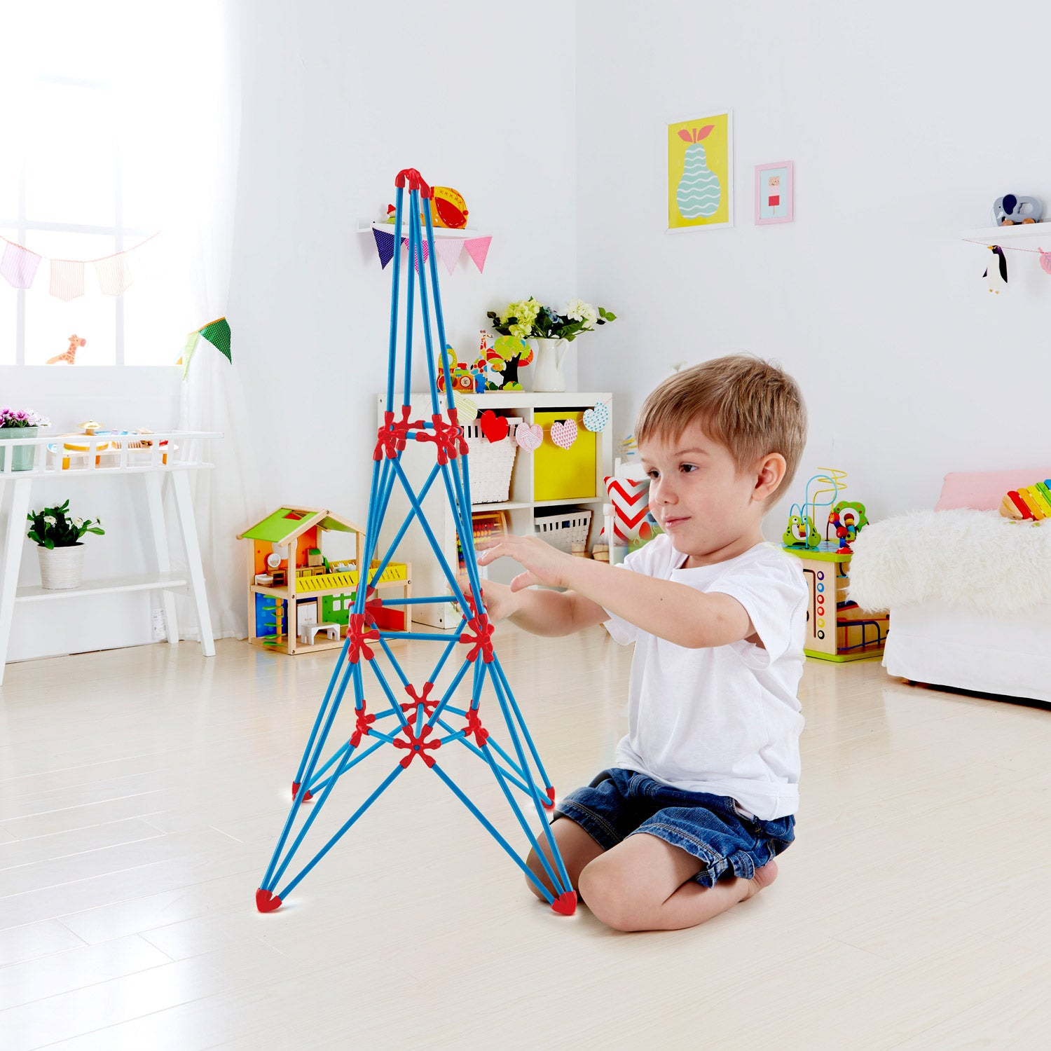 Flexistix Eiffel Tower