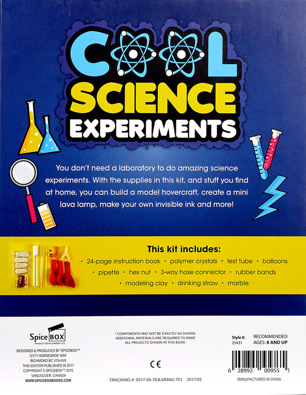 Let's Make-Cool Science Experiements