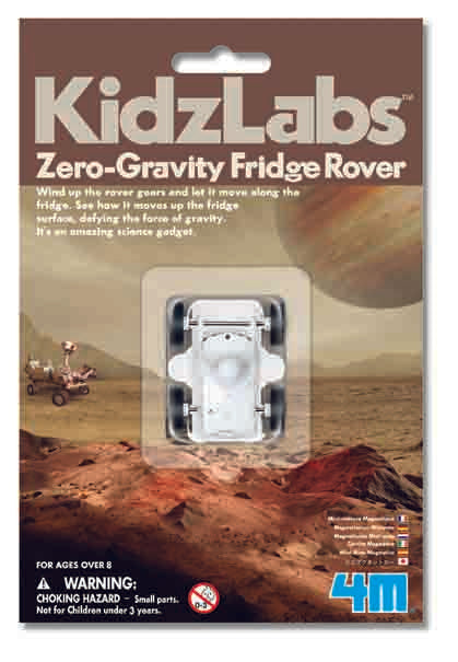 Kidz Labs: Zero Gravity Fridge Rover