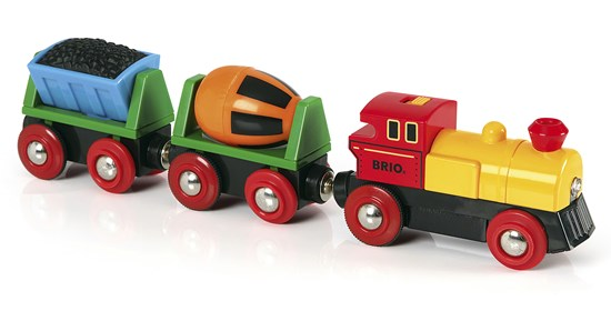 Brio - Battery Powered Action Train