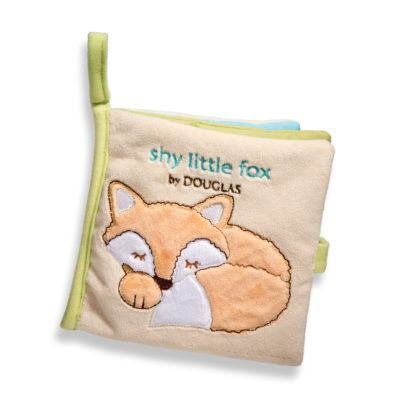 Soft Baby Book - Fox