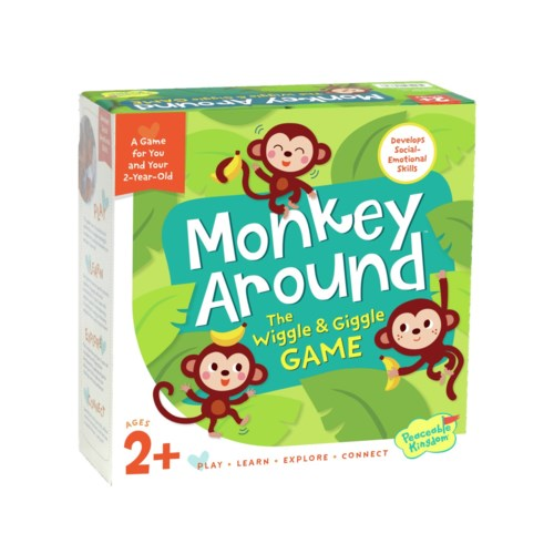 Monkey Around - The Wiggle and Giggle Game
