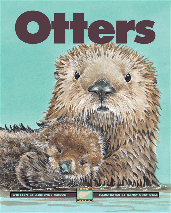 Otters Book