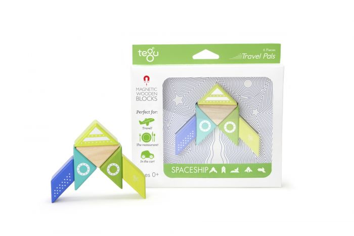 Tegu Travel Pals: Spaceship