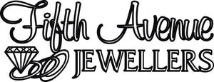 Fifth Avenue Jewellers Logo, Kamloops BC