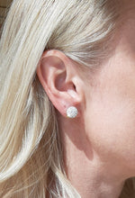Load image into Gallery viewer, Bella CZ Dazzle Studs - Fifth Avenue Jewellers