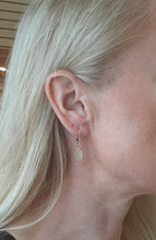 Load image into Gallery viewer, Bella Oval Drop Earrings - Fifth Avenue Jewellers