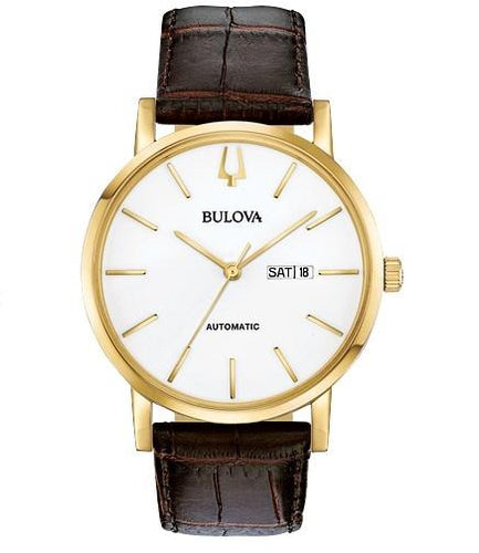Bulova Men's American Clipper Watch 97C107 - Fifth Avenue Jewellers