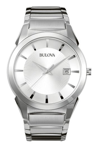 Bulova Mens Classic Watch 96B015 - Fifth Avenue Jewellers