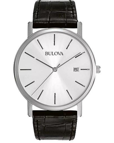 Bulova Men's Classic Watch 96B104 - Fifth Avenue Jewellers
