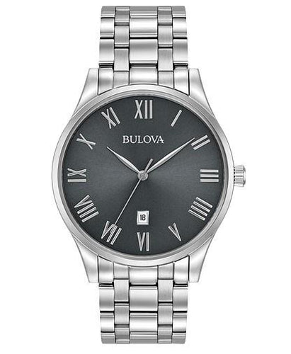 Bulova Men's Classic Watch 96B261 - Fifth Avenue Jewellers
