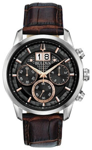 Bulova Mens Classic Watch 96B311 - Fifth Avenue Jewellers