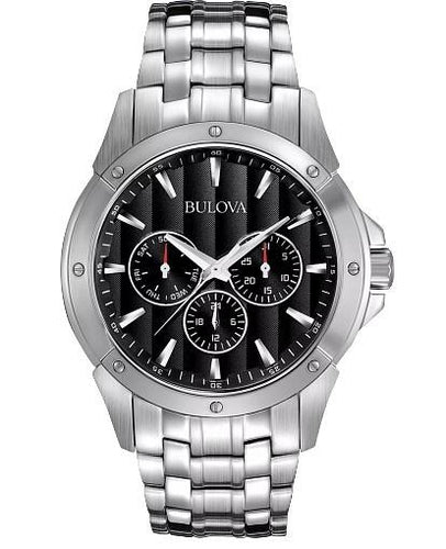 Bulova Men's Classic Watch 96C107 - Fifth Avenue Jewellers