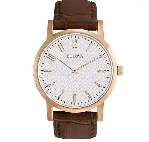 Bulova Men's Classic Watch 97A106 - Fifth Avenue Jewellers