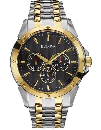 Bulova Men's Classic Watch 98C120 - Fifth Avenue Jewellers