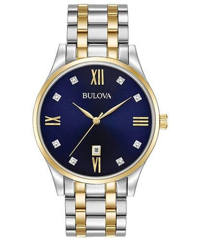 Bulova Men's Classic Watch 98D130 - Fifth Avenue Jewellers