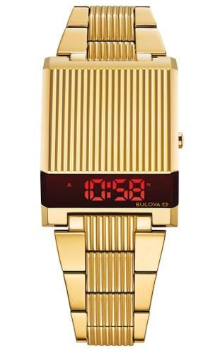 Bulova Men's Computron Watch 97C110 - Fifth Avenue Jewellers