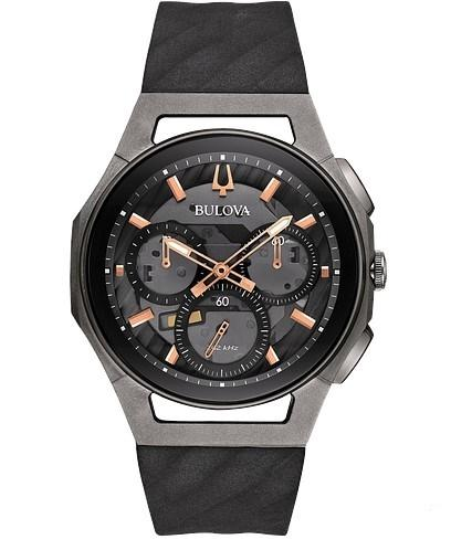 Bulova Men's Curv Watch 98A162 - Fifth Avenue Jewellers