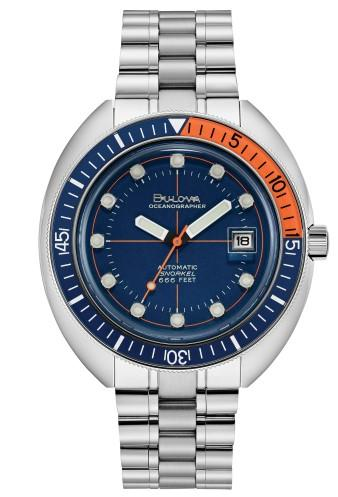 Bulova Men's Devil Diver Watch 96B321 - Fifth Avenue Jewellers