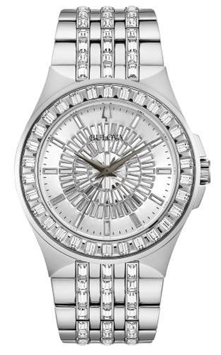 Bulova Men's Phantom Watch 96A236 - Fifth Avenue Jewellers