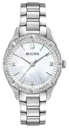 Bulova Women's Classic Watch 96R228 - Fifth Avenue Jewellers