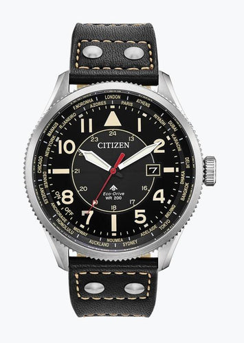 Citizen Eco Drive Avion BX1010-02E - Fifth Avenue Jewellers